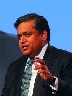 Kalyanam Shivkumar, MD, professor and director of the Cardiac Arrhythmia Center at the University of California Los Angeles