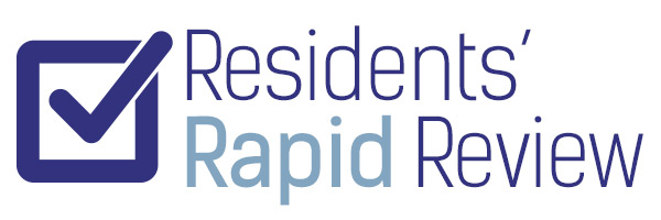 Residents Rapid Review