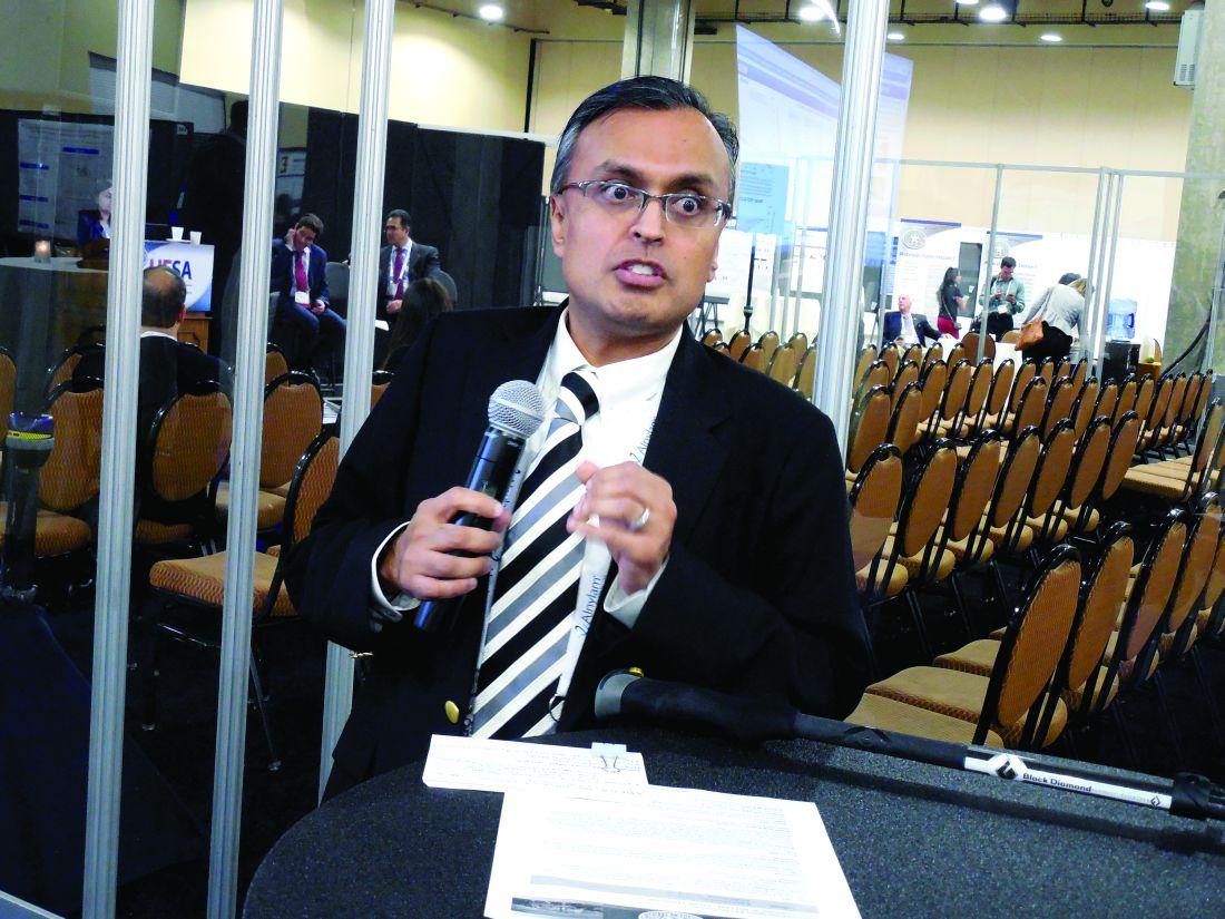 Dr. Nirav Y.  Raval, a cardiologist at Florida Hospital in Orlando