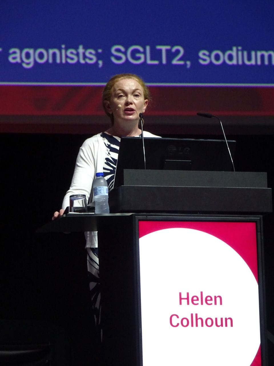 Dr. Helen Colhoun, University of Edinburgh