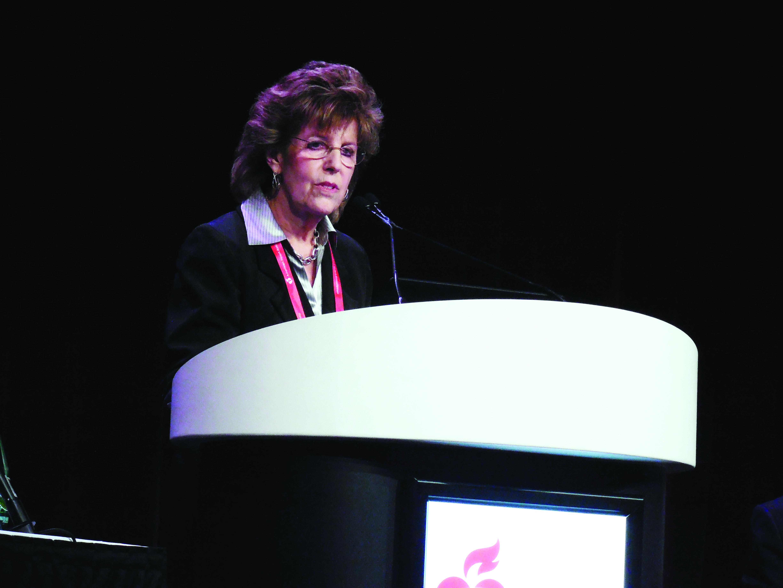 Dr. Alice K. Jacobs, professor of medicine, Boston University