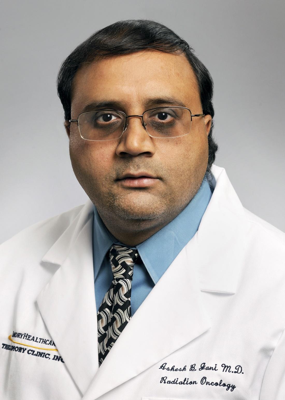 Prof. Ashesh Jani