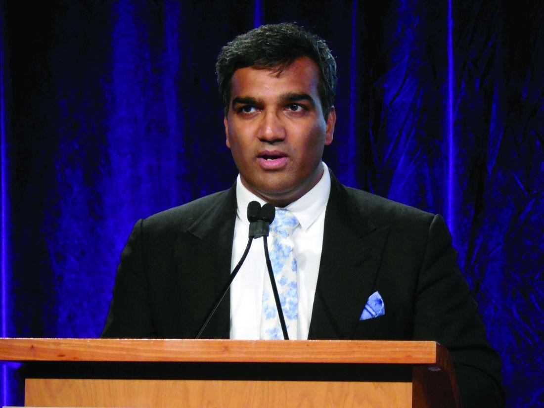 Dr. Vivek Reddy, professor of medicine, Mount Sinai Hospital, New York
