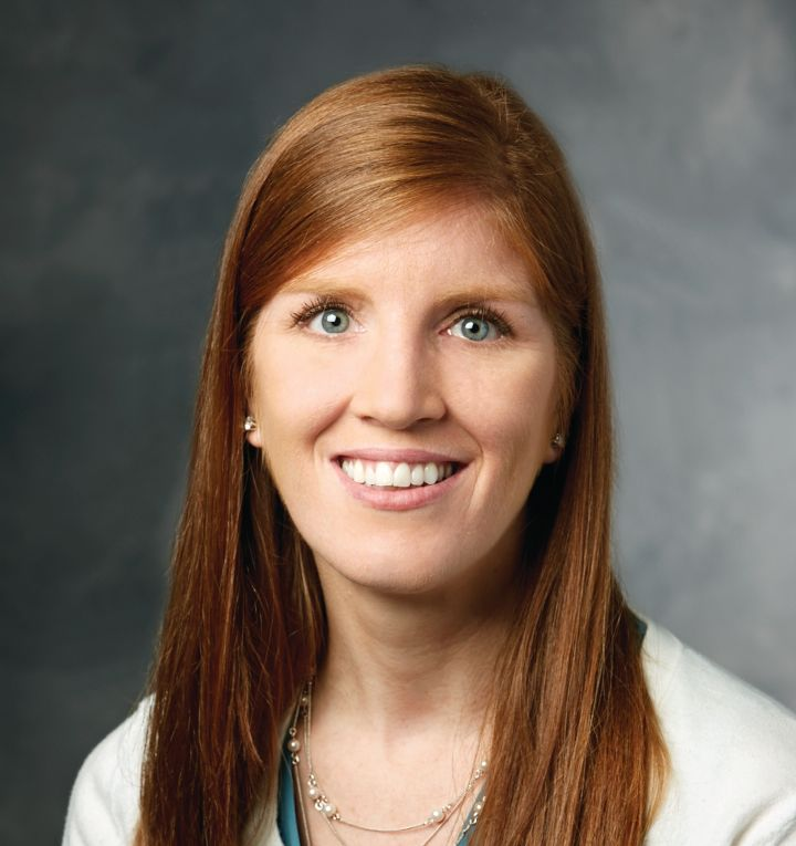 Melissa S. Oliver, M.D., Riley Hospital for Children, Indianapolis