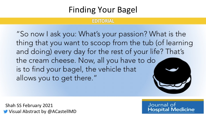 Finding Your Bagel