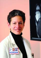 Dr. Anne R. Bass is the rheumatology fellowship program director at the Hospital for Special Surgery, New York