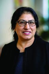 Dr. Veena Taneja, a researcher and associate professor in the Department of Immunology and Division of Rheumatology at the Mayo Clinic in Rochester, Minn.