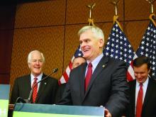 Sen. Bill Cassidy (R.-La.)