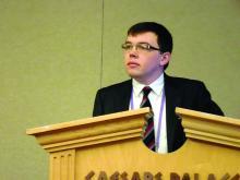 Dr. Daniel M. Galvin of Perinatal Ireland, Dublin