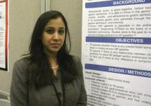 Ayesha Baig, MD, a third-year resident at Brookdale University Hospital and Medical Center in Brooklyn, New York.