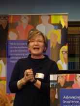 Dr. Sarah Hawkes  professor of global public health at University College London (England)