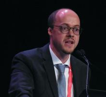 Dr. Sebastian Kufner, cardiologist, German Heart Centre, Munich
