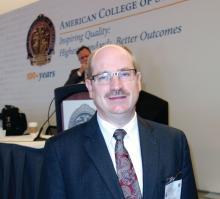 Dr. James Howe, University of Iowa, Iowa City
