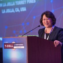 Yuqin Song, MD, PhD, of Peking University Cancer Hospital and Institute in Beijing, China