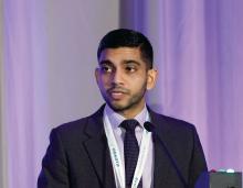 Dr. Vishal Patel, director of cutaneous oncology at GW Cancer Center, Washington.
