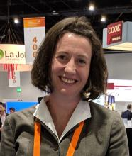 Dr. Siobhan O'Keefe of Children's Hospital of Colorado