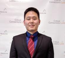Dr. Chanu Rhee of Harvard Medical School, Boston
