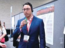 Dr. Babak B. Navi, neurologist, Weill Cornell Medical Center, New York