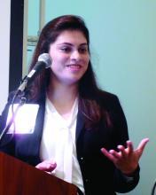 Dr. Eva A. Mistry, neurologist, Vanderbilt University, Nashville, Tenn.