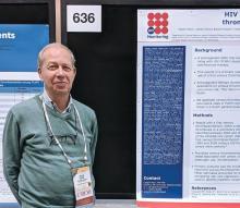 Dr. Peter Reiss of Amsterdam University Medical Center