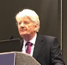 Dr. Thomas Hugh Jones, academic dean of diabetes, endocrinology, and metabolism, University of Sheffield, England