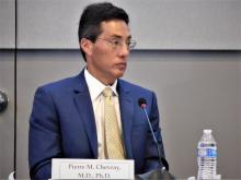 Dr. Pierre M. Chevray, plastic surgeon, Houston Methodist Hospital