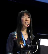 Dr. Grace L.H. Wong, professor of medicine, Chinese University of Hong Kong