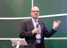 Dr. Steven R. Steinhubl, director of digital medicine, Scripps Research Translational Institute, La Jolla, Calif.