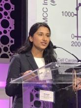 Neha Singh of the University of Washington, Seattle