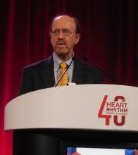 Dr. Kenneth A. Ellenbogen, professor of medicine, Virginia Commonwealth University, Richmond, Va.
