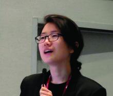Dr, So-Ryoung Lee, cardiologist, Seoul (South Korea) National University Hospital