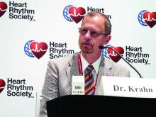 Dr. Andrew D. Krahn, professor of medicine, University of British Columbia; director of cardiology, St. Paul's Hospital, Vancouver