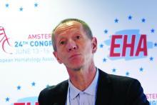 Dr. Pierre Fenaux of Hôpital Saint-Louis, Paris