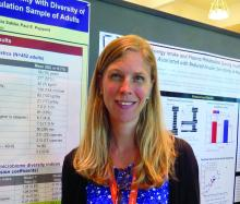 Dr. Erika W. Hagen, epidemiologist, University of Wisconsin, Madison