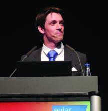 Dr. Andreas Kerschbaumer, rheumatologist, Medical University of Vienna