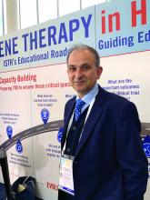 Dr. John Pasi, professor of haemostasis and thrombosis at Barts and the London, Queen Mary, University of London