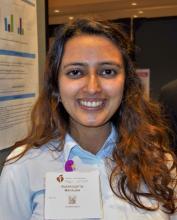 Dr. Ruchi Gupta Mahajan, pediatric nephrology fellow at Columbia University, New York