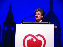 Dr. Theresa A. McDonagh, professor of cardiology, King's College, London