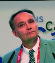 Dr. Laurent Fauchier, cardiologist at Francois Rabelais University, Tours, France