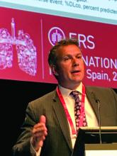 Dr. Toby M. Maher, head of the Fibrosis Research Group for the National Heart and Lung Institute, Imperial College, London