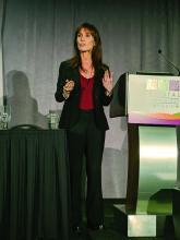 Dr. Linda Stein Gold of Henry Ford Hospital, detroit