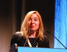 Dr. Dragana Bugarski-Kirola, vice president, Acadia Pharmaceuticals, San Diego
