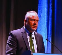 Dr. Kenneth S. Koblan, head of scientific development at Sunovion Pharmaceuticals, Marlborough, Mass