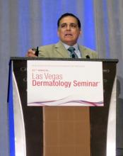 Dr. Neal Bhatia, director of clinical dermatology research at  Therapeutics Clinical Research, San Diego.