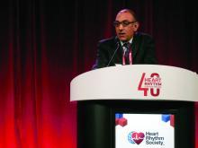 Dr. Stavros Stavrakis, professor of medicine, University of Oklahoma, Oklahoma City