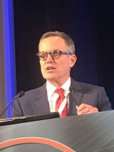 Dr. Ronald L. Dalman, Chief of Vascular Surgery, Stanford University School of Medicine, Stanford, California.