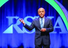 Dr. Abraham Verghese, of Stanford (Calif.) University