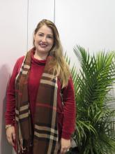Pamela Bertolazzi, of the University of Sao Paulo