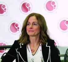 Dr. Julie Panepinto, a pediatric hematologist-oncologist at the Children's Hospital of Wisconsin, Milwaukee.