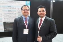 Dr. Sanjay P. Singh and Dr. Urvish K. Patel, of Creighton University School of Medicine in Omaha, Nebraska.
